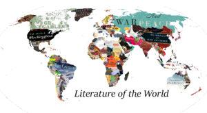 Harta globală a celor mai populare opere literare provoacă dezbateri