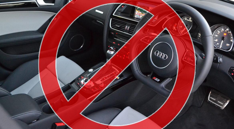 Mașinile cu volan pe dreapta ar putea fi interzise în România