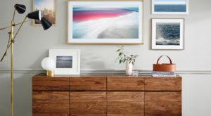 The Frame este o operă de artă într-un TV Samsung