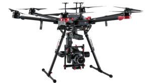 Această dronă realizată de DJI și Hasselblad vine cu o cameră cu totul deosebită