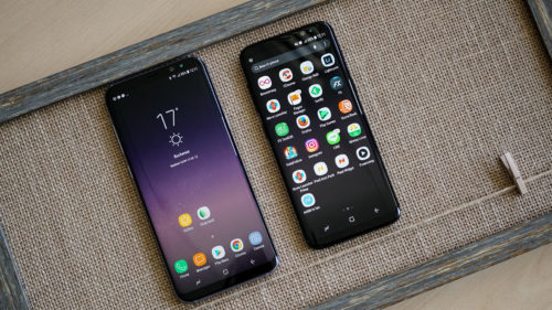 REVIEW Samsung Galaxy S8+ si S8 (20)
