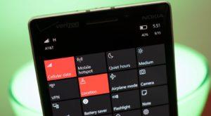 Windows 10 Mobile Creators Update ajunge pe câteva telefoane