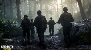 Noul Call of Duty WWII te lasă cu gura căscată din primul trailer și primește o dată de lansare
