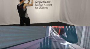 """Realitatea virtuală devine """"tangibilă"""" prin intermediul electroșocurilor [VIDEO]"""