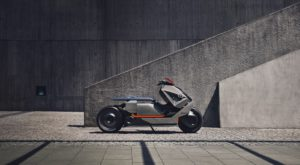 Noul concept BMW de motocicletă electrică te lasă cu gura căscată