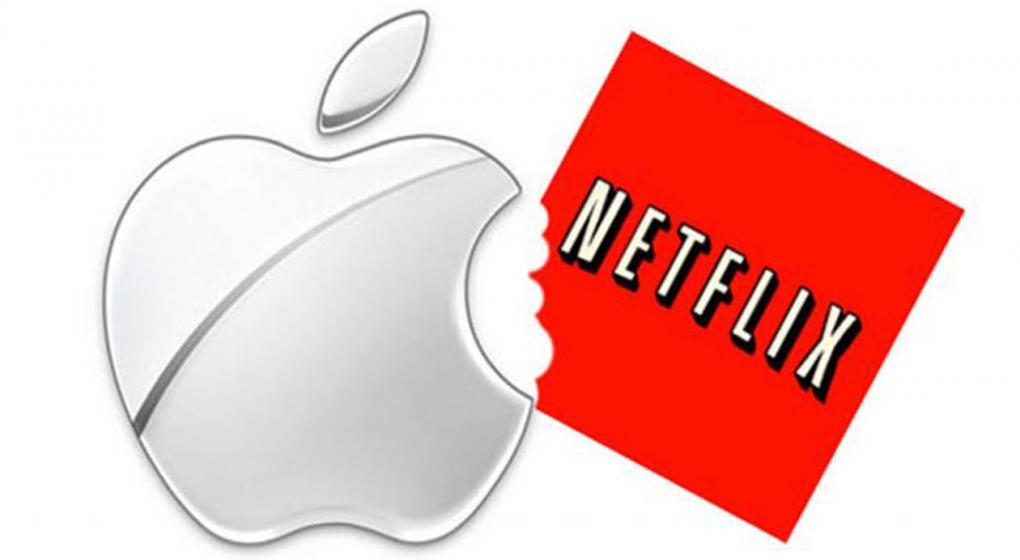 Netflix ar putea ajunge sub patronajul Apple în urma unei tranzacții uriașe