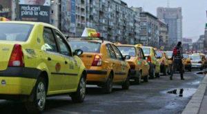 Dacă transporți persoane fără autorizație de taxi, vei fi amendat pe loc