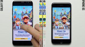 Galaxy S8 a fost depășit de iPhone 6S la performanță