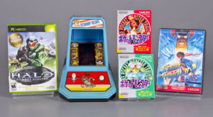 Donkey Kong, Halo, Pokemon și Street Fighter II ajung celebrate la muzeu