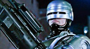 Robocop a devenit realitate. Cum arată  primul polițist robot din lume