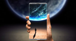 Samsung Galaxy Note 8: Telefonul va avea un ecran mai bun decât S8