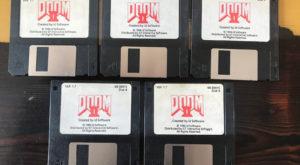Bătrânul Doom 2 a ajuns pe eBay după aproximativ 24 de ani de la lansare