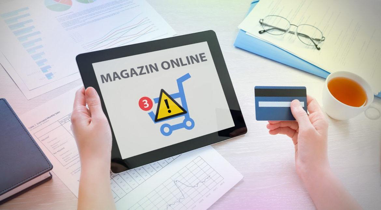 Magazinele online au mari probleme la plata cu cardul – și utilizatorii avansați renunță