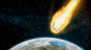 Cum s-ar vedea un asteroid care arde în atmosferă la 72.000 km/h