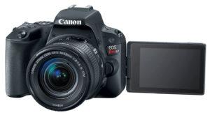 Noul Canon Rebel SL2 este noul DSLR accesibil al japonezilor