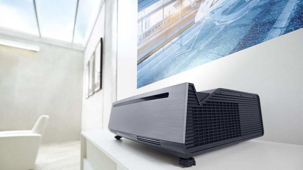 Dell lansează primul proiector short throw cu 4K, la un preț colosal