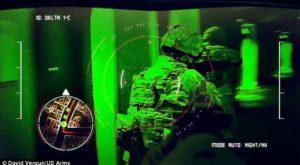 Noile echipamente militare îi vor ajuta pe soldați să vadă chiar și după colțuri [VIDEO]