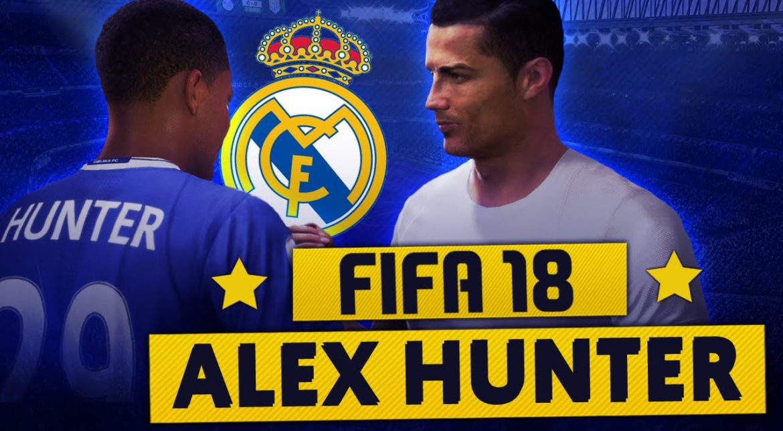 Fifa 18 La E3 Povestea Lui Alex Hunter Va Continua Video