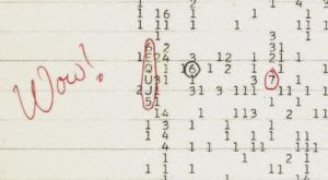 """Misterul semnalului extraterestru """"Wow"""" a fost deslușit de cercetători"""