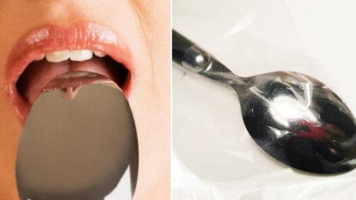 Cum îți poți verifica starea de sănătate într-un minut cu ajutorul unei linguri