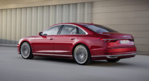 Noul Audi A8 este prima mașină autonomă de nivel 3