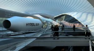 Elon Musk a primit aprobarea pentru prima rută de Hyperloop