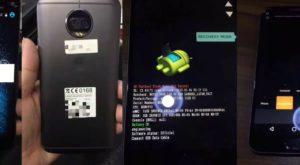 Moto X4 va fi cel mai nou smartphone cu sistem de camere foto duale