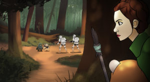 Star Wars Forces of Destiny este un nou serial Disney gratuit pe YouTube