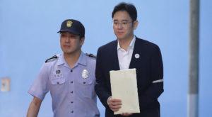 Șeful Samsung a fost condamnat la închisoare pentru corupție