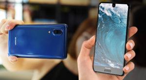 Sharp Aquos S2 arată spectaculos și definește viitorul industriei de mobile