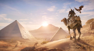 Trailerul la Assassin's Creed Origins e ca un scurtmetraj în Egiptul Antic