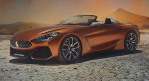 Noile BMW Seria 8 și BMW Z4 vin cu schimbări radicale de design