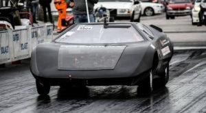 Cea mai rapidă mașină electrică din lume pare scoasă din filmele SF [VIDEO]