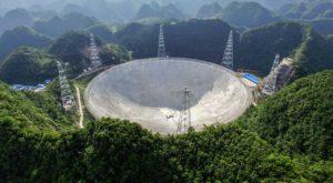 Cel mai mare radiotelescop din lume are o problemă neșteptată