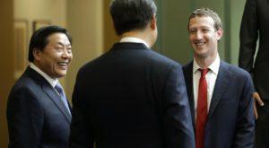 Facebook, interzis în China, supără chinezii printr-o aplicație de test
