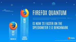 Firefox Quantum ar putea fi cel mai rapid browser de internet