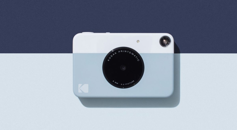 Kodak Printomatic apelează la melancolie și se inspiră din Polaroid