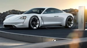 Primul Porsche Mission E complet electric are un preț de achiziție