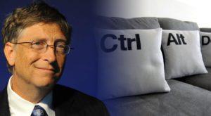 Bill Gates încă regretă combinația Ctrl+Alt+Del și i-a găsit iar o explicație