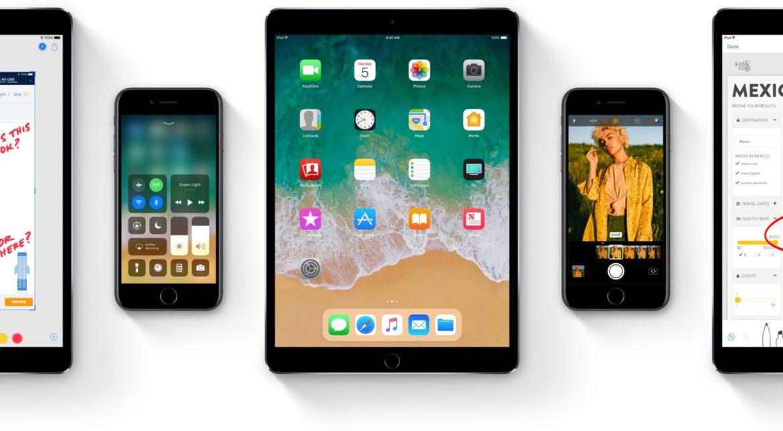 iOS 11 lansat oficial: care sunt toate noutățile introduse de Apple