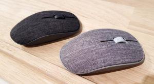Mouse-ul textil e gadgetul pe care nu știai că îl vrei lângă laptop