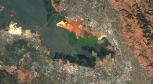 Imaginea de 80 de trilioane de pixeli care surprinde Pământul în toată splendoarea sa