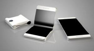 Samsung Galaxy X, telefonul pliabil, ar putea fi lansat în 2018