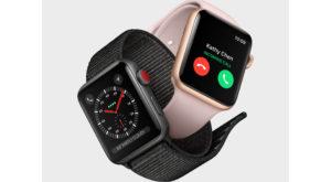Apple Watch Series 3 lansat oficial: funcționează ca telefon și e mai rapid