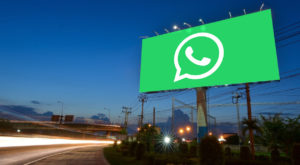 WhatsApp partajare locatia