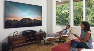 Hisense a lansat un televizor de 100 de inci cu laser și costă o avere
