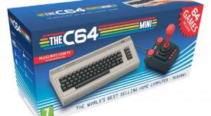 Commodore 64, calculatorul copilăriei, va fi relansat în 2018