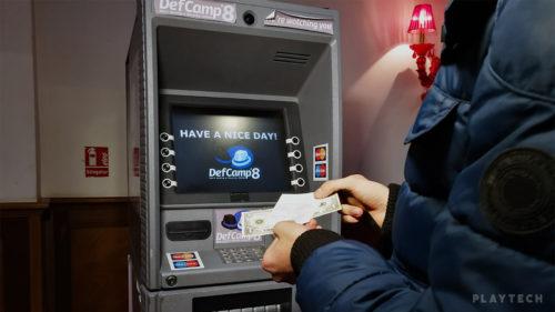 Cât de ușor poate fi spart un bancomat