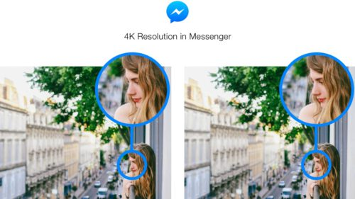 facebook Messenger 4KParis