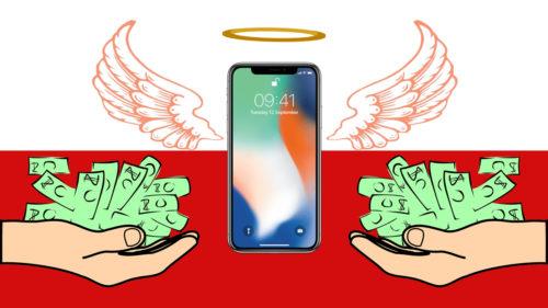 iPhone X și toate miștourile pe care să le faci despre cât e de scump